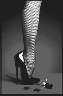 High Heel Leg